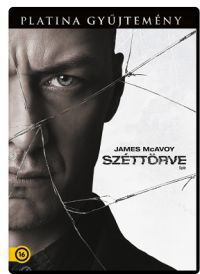 M. Night Shyamalan - Széttörve (DVD)