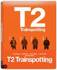 Danny Boyle - T2 Trainspotting (Blu-ray steelbook)