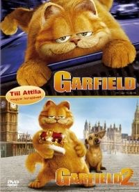 Peter Hewitt, Tim Hill - Garfield 1-2. *Páros* (2 DVD)