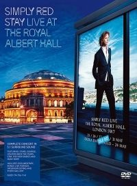 - Simply Red: Stay Live At The Royal Albert H. (DVD)