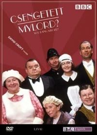 David Croft, Jimmy Perry - Csengetett, Mylord? - 1. évad (2 DVD)