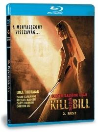 Quentin Tarantino - Kill Bill - 2. rész (Blu-ray)