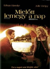 Richard Linklater - Mielőtt lemegy a nap (DVD)