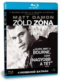 Paul Greengrass - Zöld Zóna (Blu-ray)