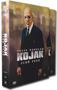 Jeannot Szwarc, Charles S. Dubin, Richard Donner, William Hale - Kojak - 1. évad (6 DVD)