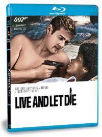 James Bond - Élni és halni hagyni (új kiadás) (Blu-ray)