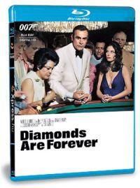 James Bond - Gyémántok az örökkévalóságnak (új kiadás) (Blu-ray)