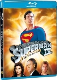 Superman 4. - A sötétség hatalma (Blu-ray)