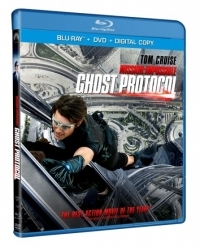 Mission Impossible - Fantom Protokoll (Blu-ray)