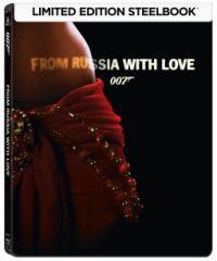 James Bond - Oroszországból szeretettel - limitált, fémdobozos változat (steelbook) (Blu-ray)