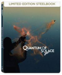 James Bond - A Quantum csendje - limitált, fémdobozos változat (steelbook) (Blu-ray)