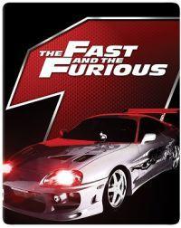 FF1: Halálos iramban - limitált, 2017-es fémdobozos változat (steelbook) (Blu-Ray)
