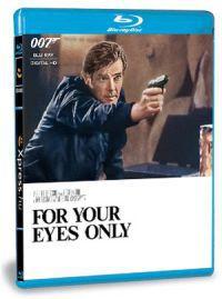 James Bond - Szigorúan bizalmas (új kiadás) (Blu-ray)