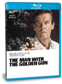 James Bond - Aranypisztolyos férfi (új kiadás) (Blu-ray)