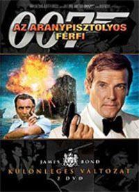 James Bond 09. - Az aranypisztolyos férfi (DVD)