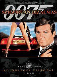 James Bond 12. - Szigorúan bizalmas (DVD)