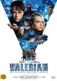 Valerian és az ezer bolygó városa (DVD)