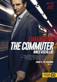 The Commuter - Nincs kiszállás (DVD)