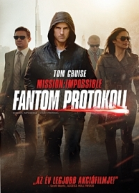 Mission Impossible - Fantom Protokoll (DVD)