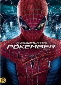 A csodálatos pókember (DVD)