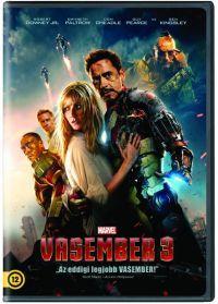 Iron Man - Vasember 3. (DVD)