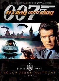 James Bond - A világ nem elég (DVD)