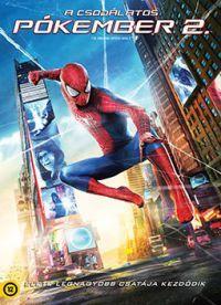 A csodálatos pókember 2. (DVD)